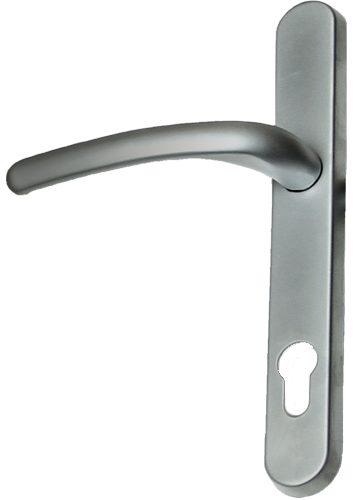hardex-graphite-door-handle