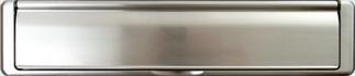 hardex graphite premium letterbox