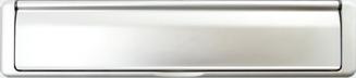 hardex satin premium letterbox