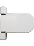 white-standard-hinge