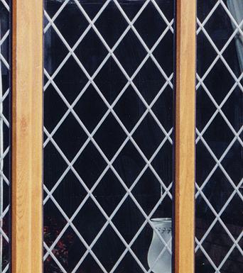 Leads And Internal Georgian Grid Double Glazed Windows
