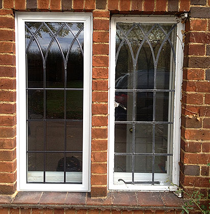 Choices Aluminium Slimline windows