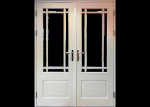 Timber Stormproof Doors