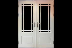 Timber Stormproof French Doors