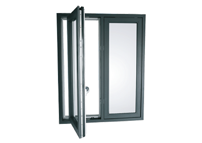 Alu Clad Flush Casement