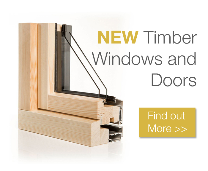 Timber Windows and Doors from Choices