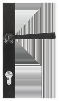 black-avon-slimline-handle