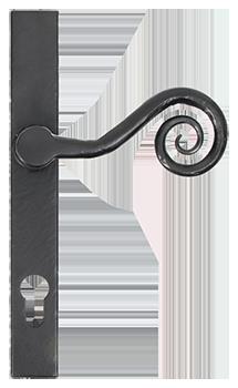 black-monkeytail-slimline-handle