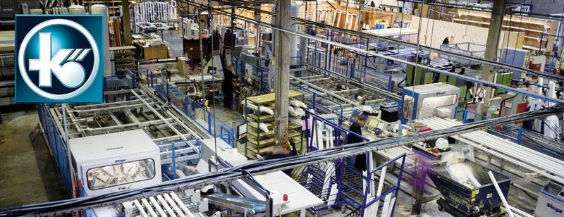 Image of CWG Choices Aldridge Dedicated kömmerling factory in Aldridge