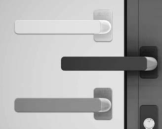 Bi-Folding Door Hardware Options