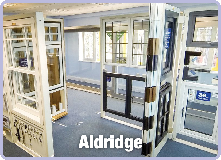 CWG Choices Aldridge showroom