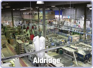 cwg choices aldridge factory