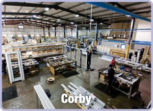 cwg choices corby factory