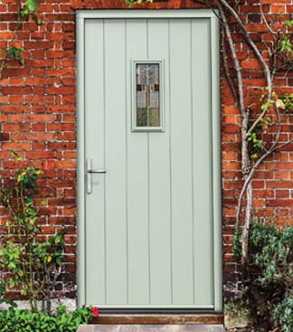 Scotdoor Timber Entrance Door