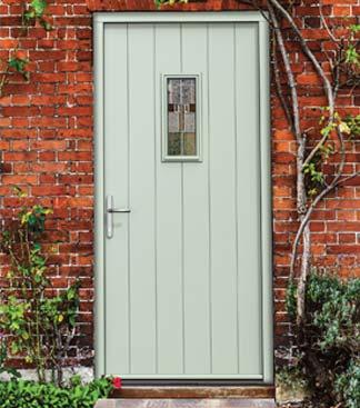 Scotdoor Timber Entrance Door
