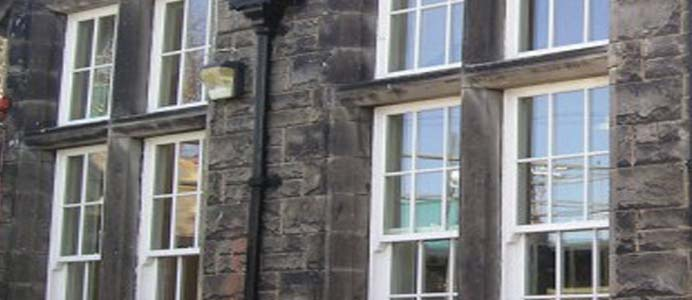 Timber Vertical Sliding Sash Windows
