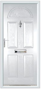 Conway Solid Door Design
