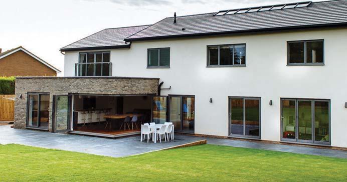 Aluminium Residential Doors from CWG Choices