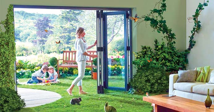 CWG Choics Bi-Folding Doors