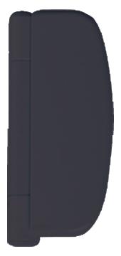 grey door hinge