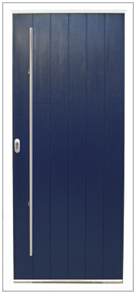 Flint/Ancona Solid Door Design