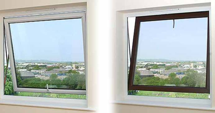 Fully Reversible Windows from CWG Choices