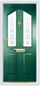 Harlech Two Door Design