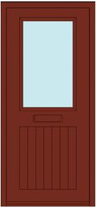 Harris 1 Door Design