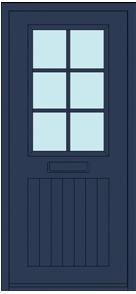 Harris 2 Door Design