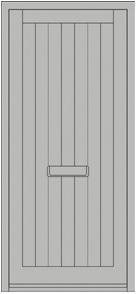 Islay 1 Door Design
