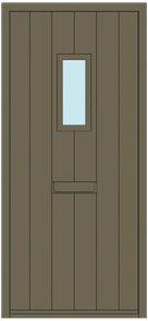 Islay 2 Door Design