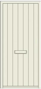 Islay 4 Door Design