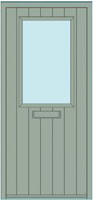 Islay 9 Door Design