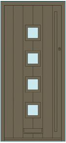 Jura 3 Door Design