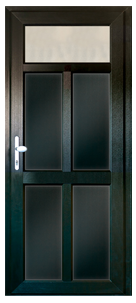 Melton 1G Door Design