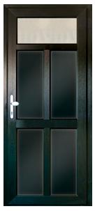 Melton 1G Door Design