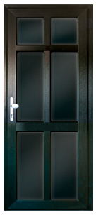 Melton Solid Door Design