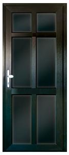 Melton Solid Door Design