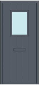 Mull Door Design