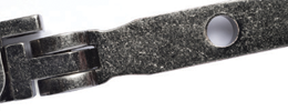 pewter patina functional dummy stay