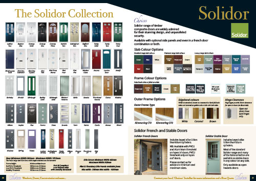Choices Product Guide 2019 2-3