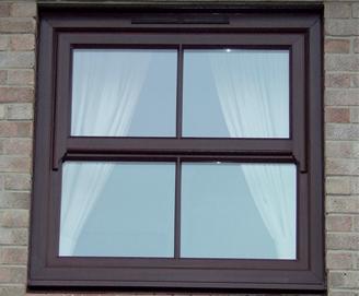 Rehau RunThru Windows