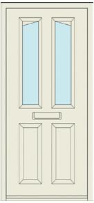 Skye 2 Door Design