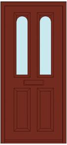 Skye 3 Door Design