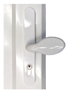 Pad Handle door handle
