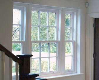 Vertical Sliding Window Options