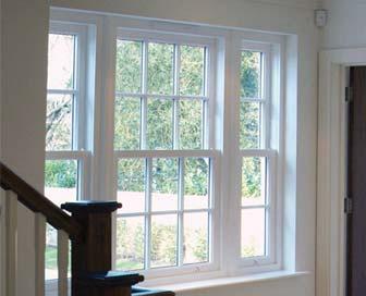 Vertical Sliding Window Options
