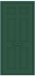 Tiree 1 Door Design
