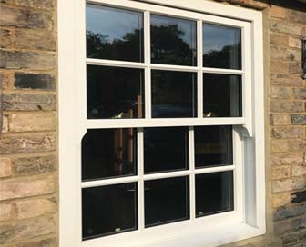 Timber Vertical Sliding Sash Windows