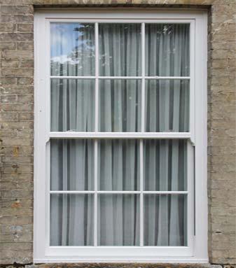 Vertical Sliding Windows